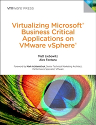 Virtualizing Microsoft Business Critical Applications on VMware vSphere (eBook)