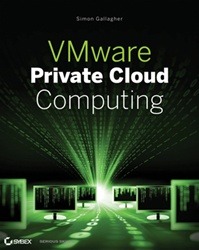 VMware Private Cloud Computing [Paperback]