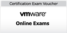 VMware Online Exam Voucher